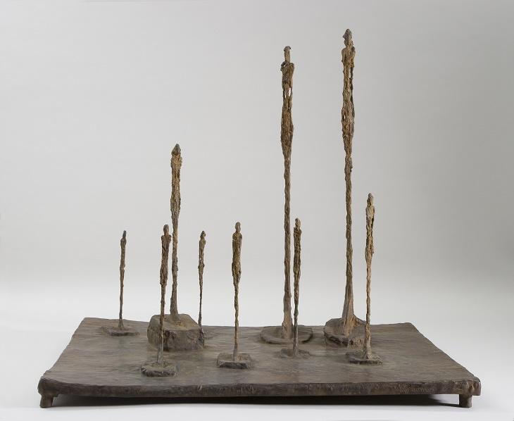 Orman, 1950, Bronz, 56,99 x 60,98 x 47,30 cm