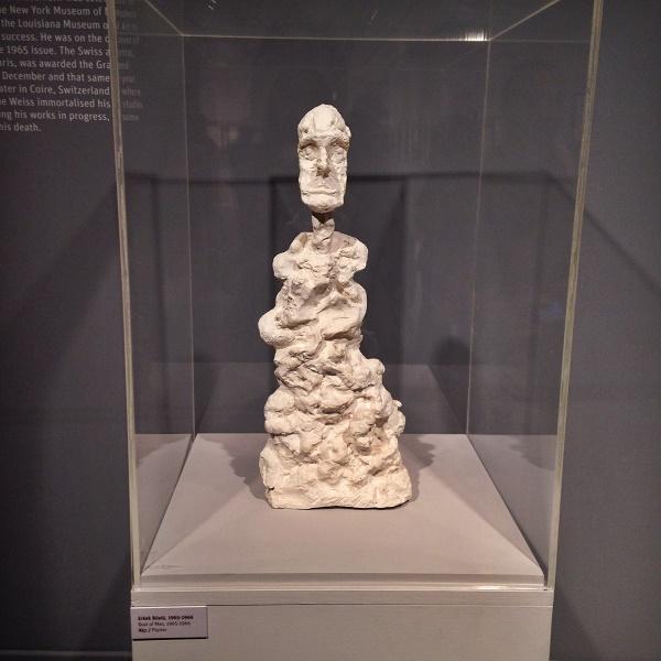 Erkek Büstü, 1965-1966