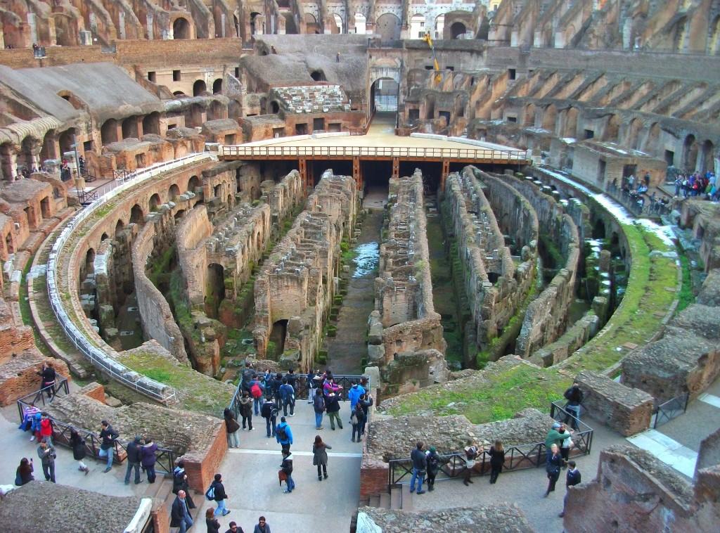 Kolezyum (Colosseo)