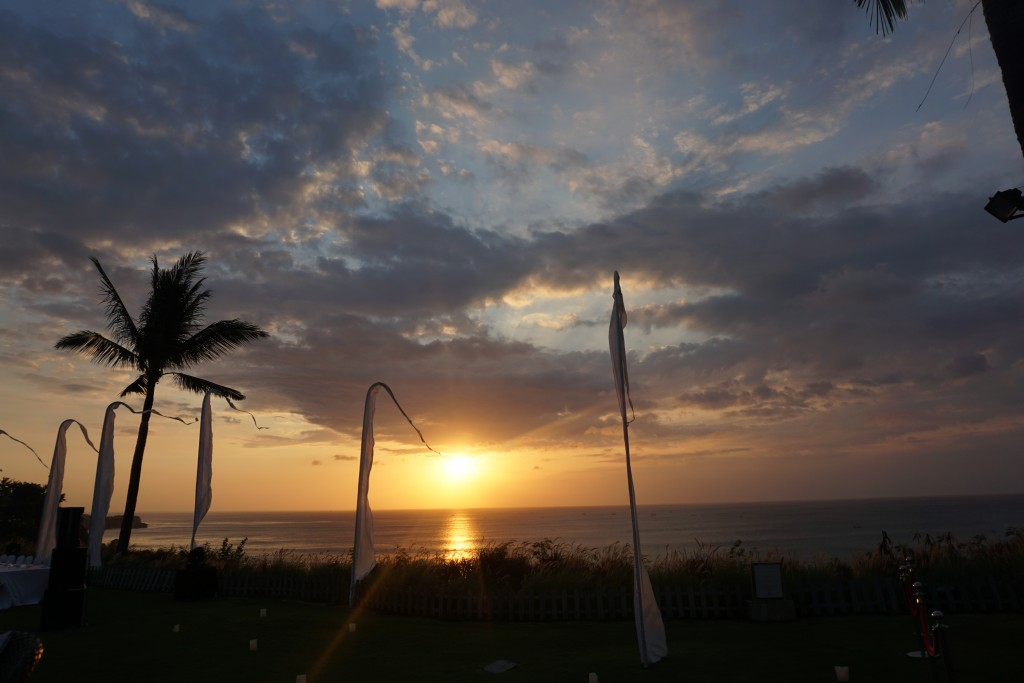 Günbatımı, Jimbaran