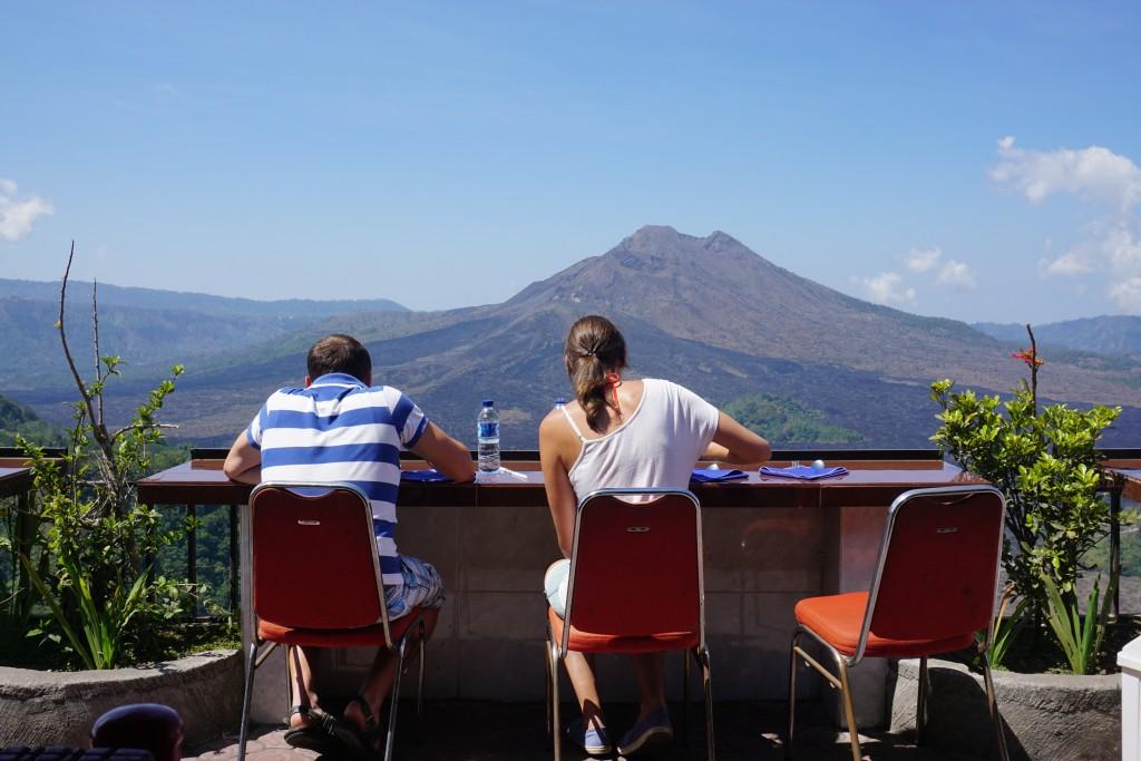 Batur Dağı - Kintamani