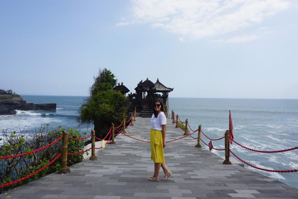 Tanah Lot Tapınağı