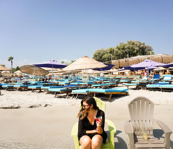 Fun Beach, Çeşme